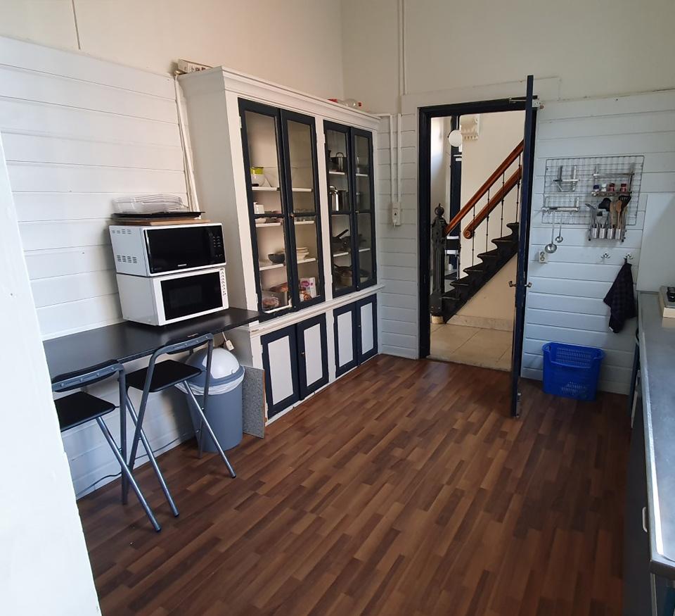 Begeleid wonen in Assen Beilerstraat 23 Woning keuken