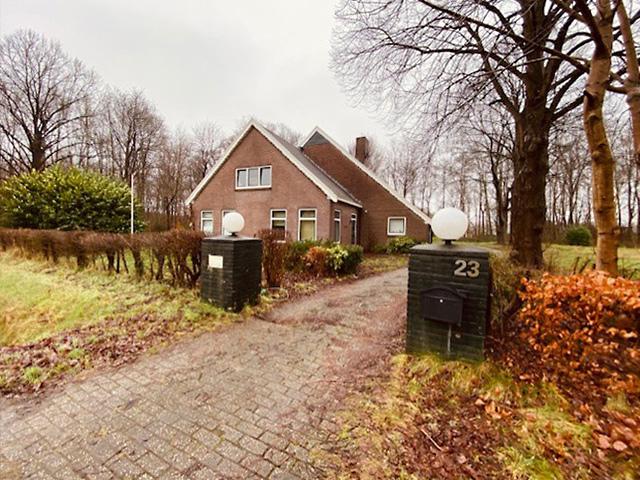 Begeleid wonen in Assen Graswijk 23 Woning buiten 1