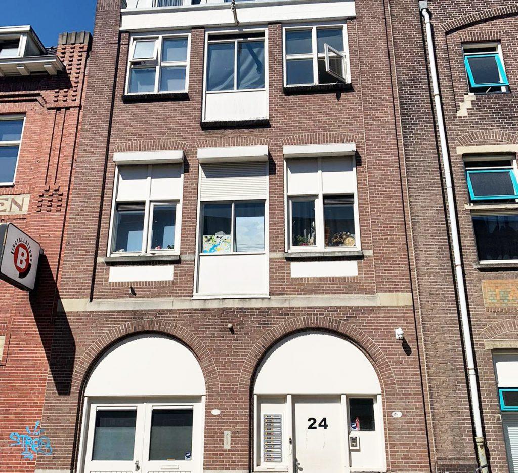 Beschermd Wonen in Groningen WA Scholtenstraat - buitenkant
